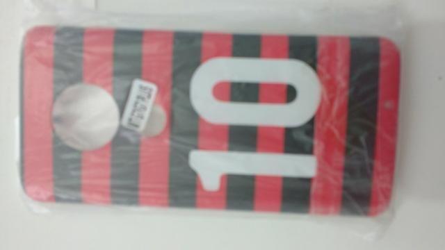 Capa para smartphone moto G7 / G7 plus - Flamengo