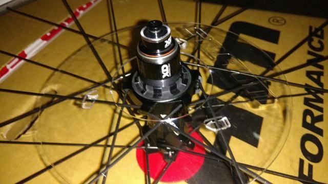 Rodas Sram Rise 60 29er Carbon tubeless - Foto 3