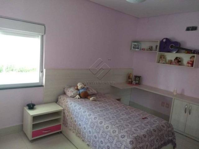 Casa no Condomínio Alphaville I, com 382 m² - 05 Suítes I Locação I Mobiliada - Foto 12