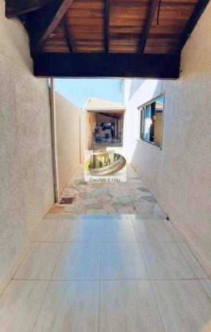 Casa à venda com 3 dormitórios em Ipê, Três lagoas cod:391 - Foto 11