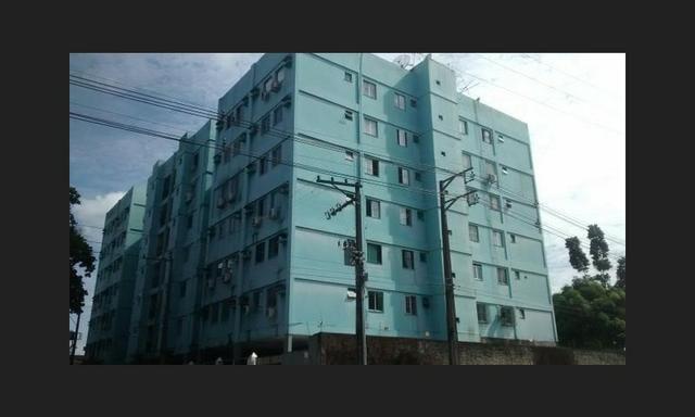 Apartamento de dois quartos na João Paulo bairro Sousa