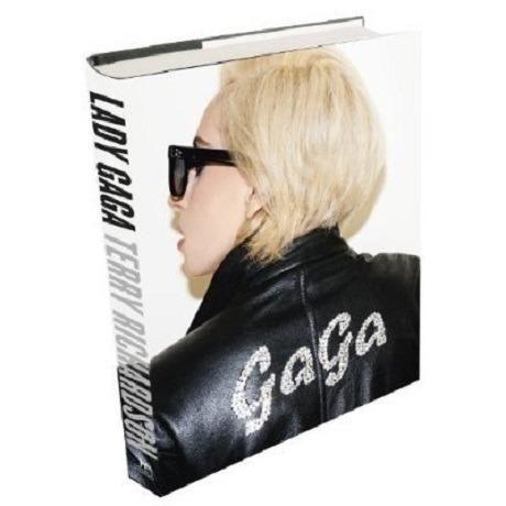Livro Lady Gaga X Terry Richardson - Novo - Importado