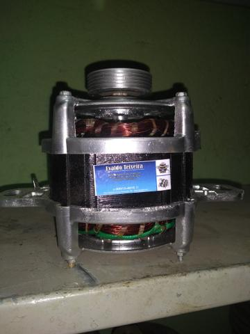 Motor de máquinas de lavar roupas - Foto 2
