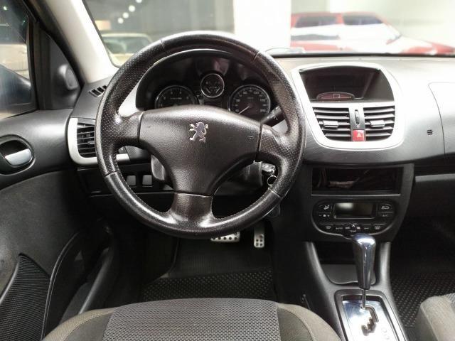 Peugeot 207 passion automático 2010 completo - Foto 7
