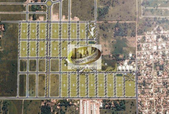 Terreno à venda em Jardim bela vista, Três lagoas cod:305 - Foto 5