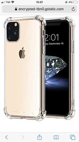 Case Transparente iPhone 11