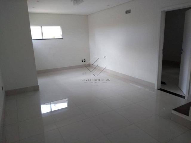 Casa no Condomínio Alphaville I, com 382 m² - 05 Suítes I Locação I Mobiliada - Foto 3