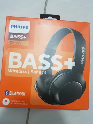 Fone Philips Bass+ Feel it
