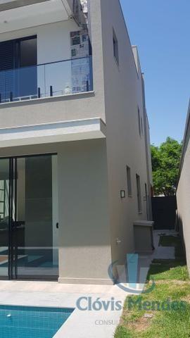 Alphaville 2,nova,302 m2,5 qtos,4 suítes,armários,piscina.vr .1650.000 ,aceita imóvel - Foto 8