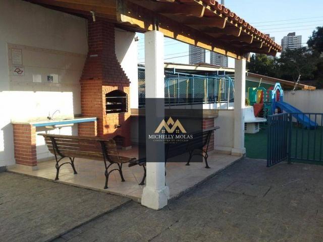Apartamento com 3 dormitórios à venda, 90 m² por r$ 415.000 - jardim del rey - são josé do - Foto 8