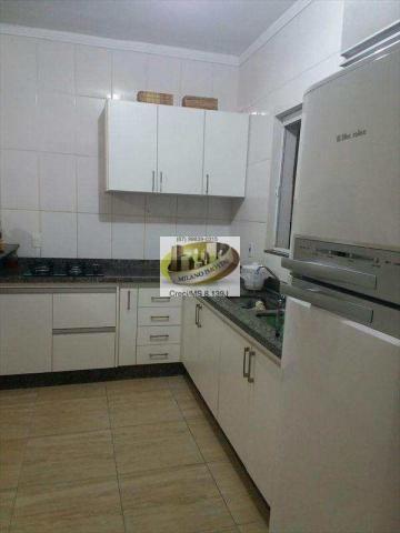 Casa à venda com 3 dormitórios em Ipê, Três lagoas cod:294 - Foto 8