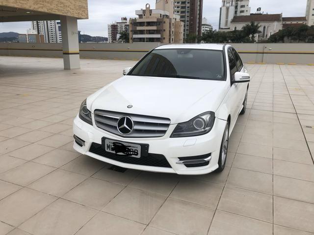 Mercedes c180 - 2014