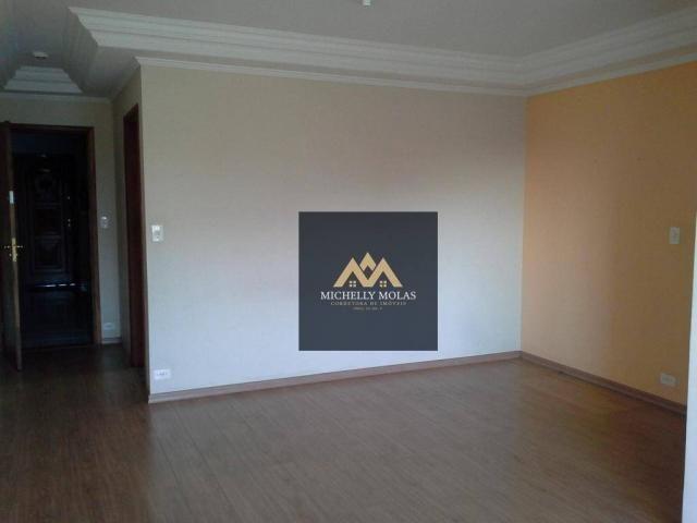 Apartamento com 3 dormitórios à venda, 90 m² por r$ 415.000 - jardim del rey - são josé do - Foto 3