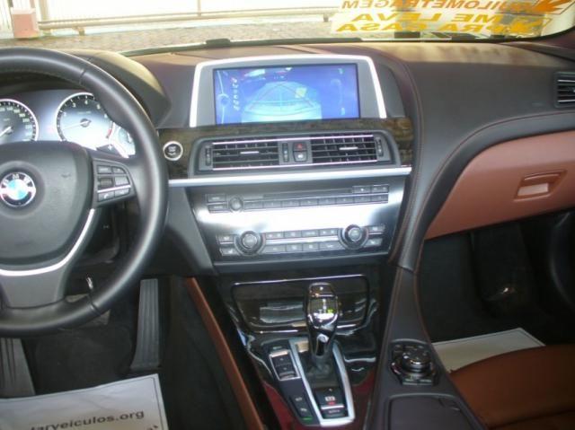 BMW 650I Cabrio Aut. Prata 2012 Starveiculos - Foto 7
