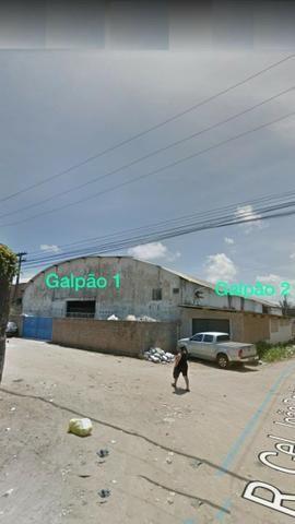 1432 - Galpão - 1530m² de Área Útil - Piso p/ Alta Tonelagem - Localização Jordão - Foto 2