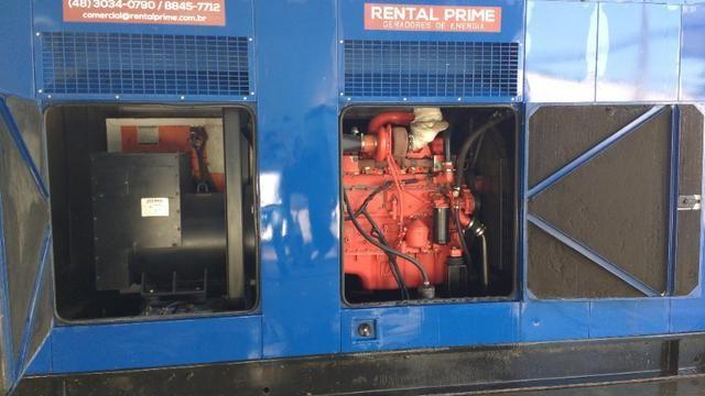 Gerador à Diesel Trifásico 500 KVA Stemac - 500kva - 400kw - Com garantia - Foto 4