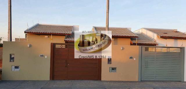 Casa à venda com 2 dormitórios em Nova três lagoas, Três lagoas cod:410 - Foto 13