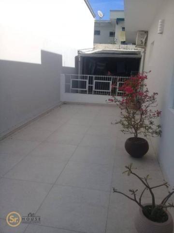 Casa com 4 dormitórios para alugar por r$ 1.300/dia - nações - balneário camboriú/sc - Foto 4