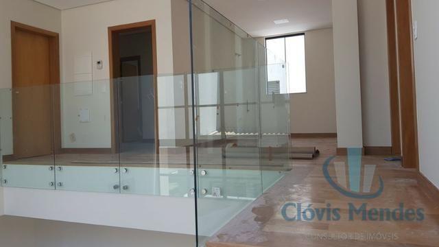 Alphaville 2,nova,302 m2,5 qtos,4 suítes,armários,piscina.vr .1650.000 ,aceita imóvel - Foto 16