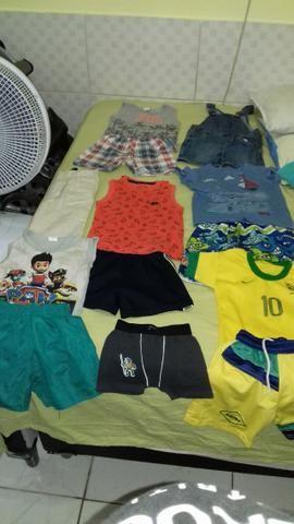 Roupas e calçados de menino - Foto 5