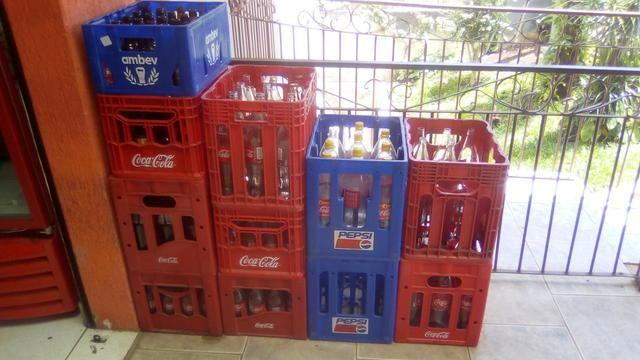 Caixa de bebida 20 reais cada