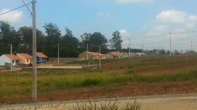 Terreno, plano, limpo, pronto para construir, com opções de pagamento