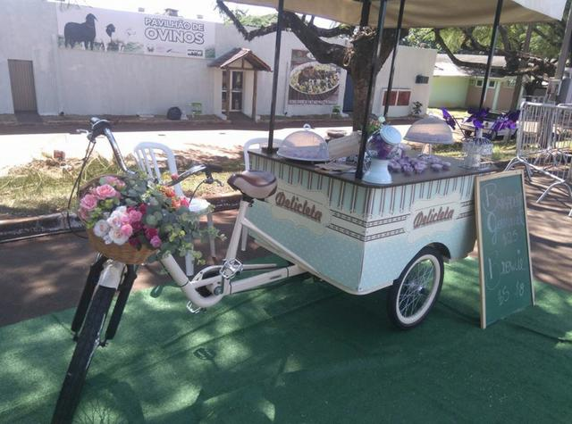 Vendo foodbike