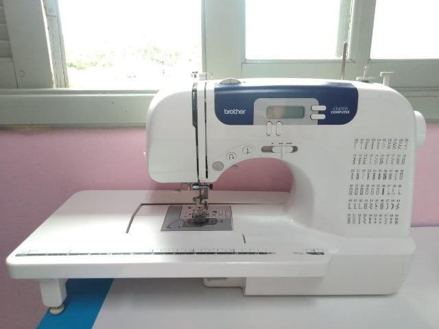 Máquina de Costura para Quilting e Patchwork: Brother CS-6000i