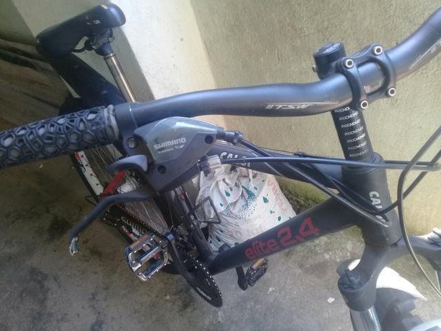 Bicicleta caloi 2.4