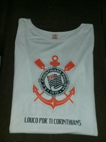 Camisa Regata Corinthians