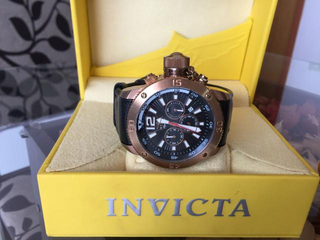 bdecdd61606 Invicta Signature II Russian Diver Chronograph Men s Watch Mod 7428 ...