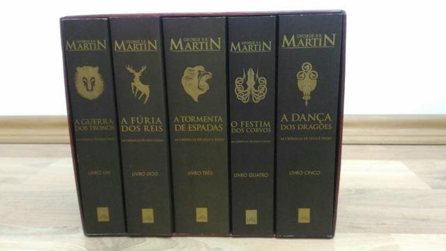 271207bca Livros Game of Thrones + Caneca Got - Livros e revistas - Jardim ...