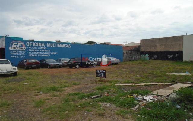 Loteamento/condomínio para alugar em Esplanada primo meneghet, Franca cod:I05964 - Foto 3
