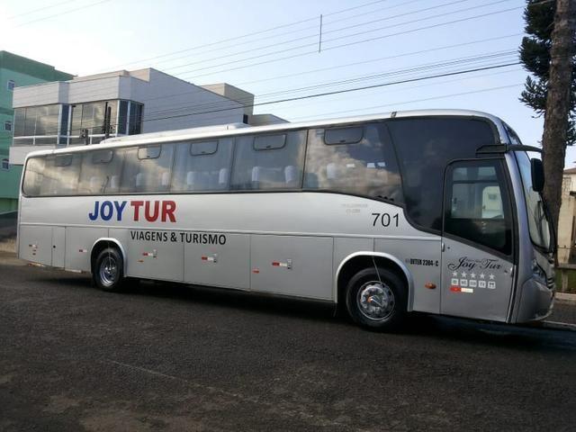 Ônibus Rodoviário VW 17230 EOD 09/09 - motor dianteiro - Foto 7