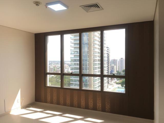 Sala Edifício The Office, 33m² climatizada, andar alto, Adrianópolis - Foto 7