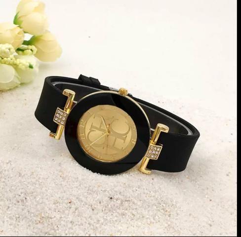 Relógio feminino com caixinha - Foto 2