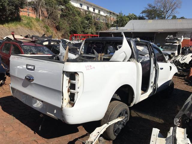 Sucata Ford Ranger Limited 2014 - Foto 2