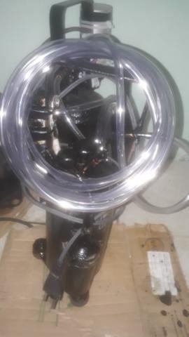Compressor completo de ar direto 12 mil BTUs pronta entrega - Foto 4