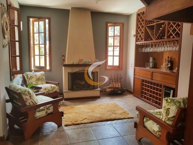 Casa com 4 dormitórios à venda, 500 m² por R$ 1.580.000 - Quarteirão Brasileiro - Petrópol - Foto 5