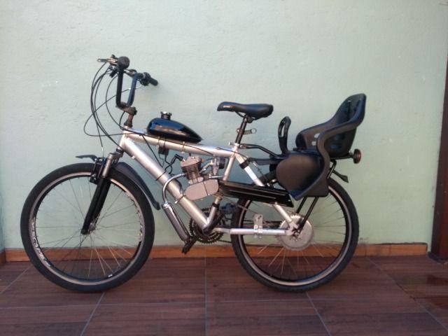 Bike com Motor Bicicleta Motorizada