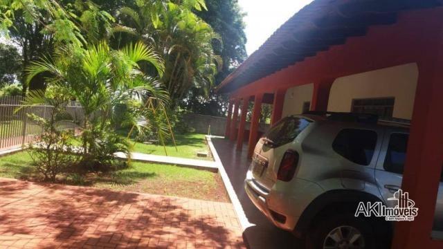 Chácara com 3 dormitórios à venda, 10.000 m² por R$ 1.100.000 - Área Urbanizada II no Anel - Foto 3