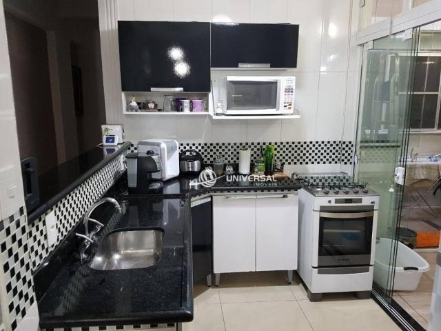 Apartamento Garden com 3 dormitórios à venda, 80 m² por R$ 234.000,00 - Bairu - Juiz de Fo - Foto 7