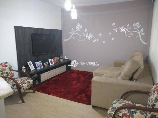Apartamento Garden com 3 dormitórios à venda, 80 m² por R$ 234.000,00 - Bairu - Juiz de Fo - Foto 2