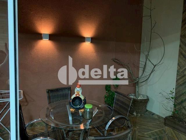 Casa de condomínio à venda com 3 dormitórios em Gávea, Uberlândia cod:33993 - Foto 4
