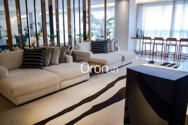 Apartamento com 5 dormitórios à venda, 488 m² por R$ 3.300.000,00 - Setor Nova Suiça - Goi - Foto 11