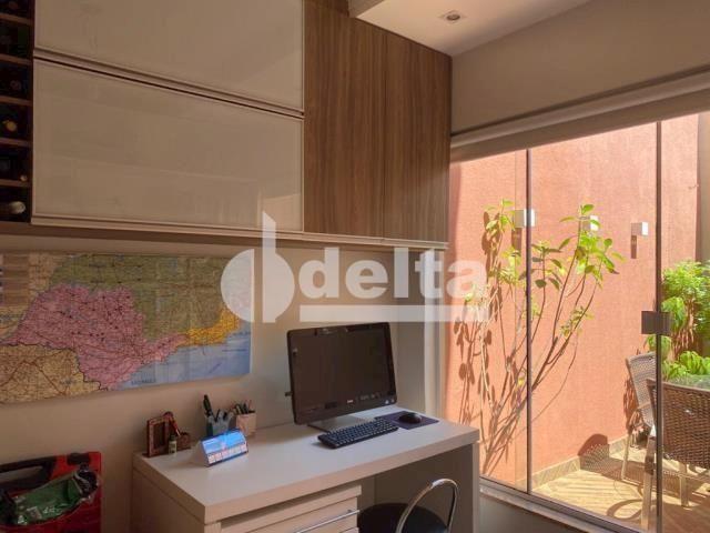 Casa de condomínio à venda com 3 dormitórios em Gávea, Uberlândia cod:33993 - Foto 18