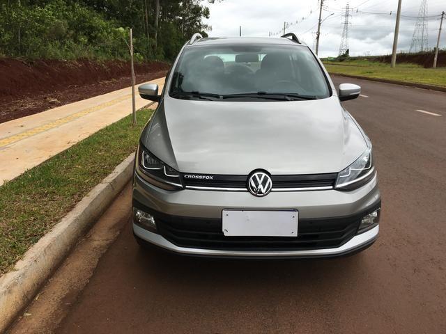 Vendo Volkswagen Crossfox 1.6 2015 Único dono. Aceito trocas de menor valor - Foto 5
