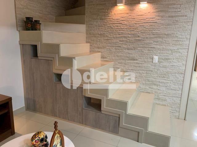 Casa de condomínio à venda com 3 dormitórios em Gávea, Uberlândia cod:33993 - Foto 12