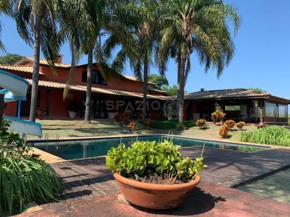 Chácara para alugar com 4 dormitórios em Guaripocaba, Bragança paulista cod:CH009604 - Foto 2