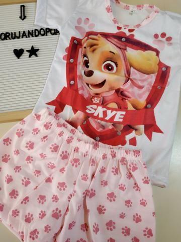 Pijamas personagens - Foto 3
